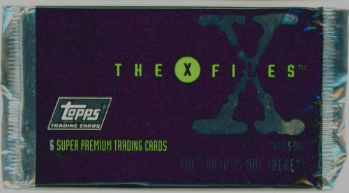 The X-Files Season One Premium Trading Card Pack - 1