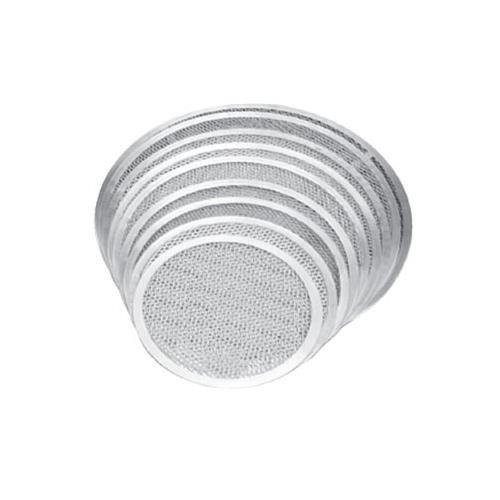 Thunder Group Alpz18 Seamless-Rim Aluminum Pizza Screen, 18 Inch