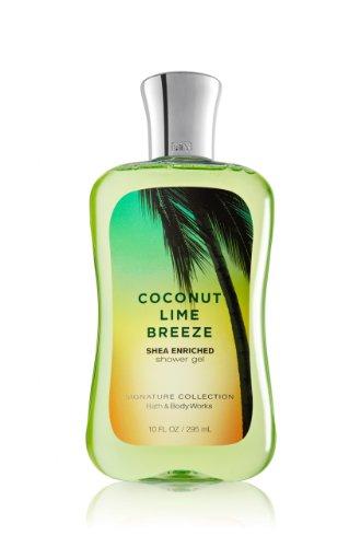 Bath & Bodyworks バス&ボディワークス Coconut Lime Breeze ココナッツライムブリーズ Signature Collection シグネチャーコレクション Shower Gel シャワージェル 0667532627176