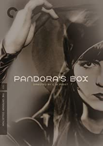 Criterion Collection: Pandora's Box [Import USA Zone 1]