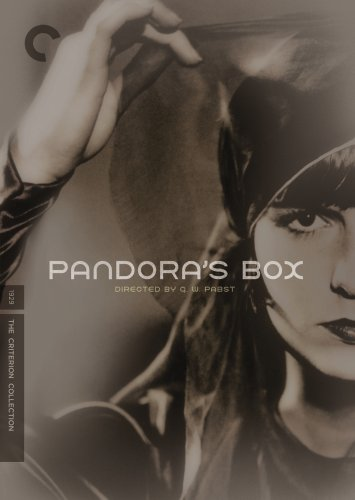 Cover art for  Pandora's Box (The Criterion Collection)