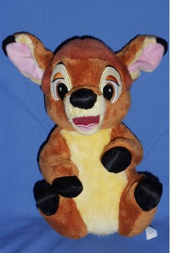 Bambi Plush By Disney Babies
