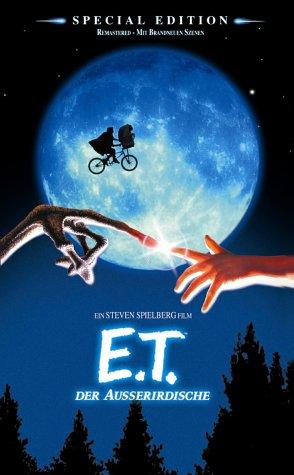 E.T. - Der Außerirdische [VHS] [Special Edition]