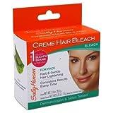 Sally Hansen Creme Hair Bleach For Face ~ Sally Hansen