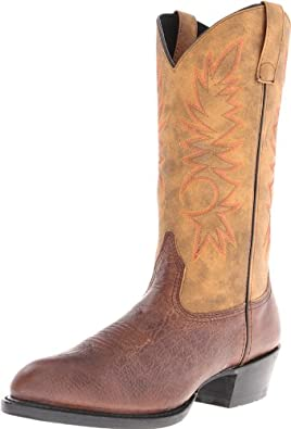Laredo Men's Carthage Boot,Brownstone/Aged Pecan,8 D (M) US