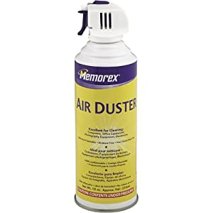 memorex 10oz 152a air duster 32028021 office products. Black Bedroom Furniture Sets. Home Design Ideas