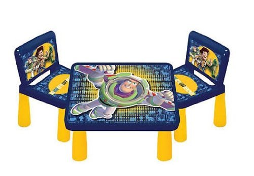 Toy Story 3 Funtime Table Set Ratings, Best Toy Story 3 Funtime ...