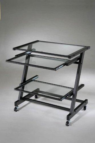 Buy Low Price Comfortable PROTA-9 Computer Desk-Black – NewSpec (B003Y3UDN4)