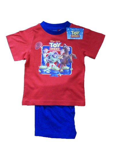 Toy Story red short Pyjamas 18-24 Months