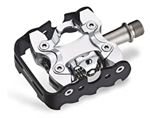 Exustar Caged and SPD MTB Pedal