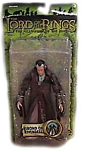 Lord of the Rings The Lord of the Rings the Fellowship of the Rings Trilogy Elrond of Rivendell Action Figure