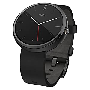 Moto360 Leather Band