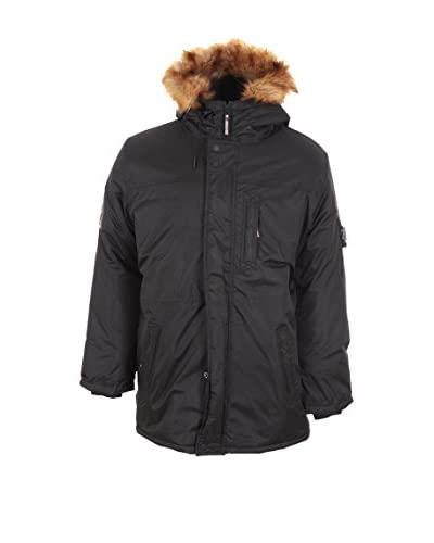 Geographical Norway Chaqueta Choupi Negro