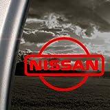 Nissan Red Decal GTR SE-R S15 S13 350Z Window Red Sticker