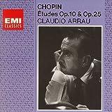 ショパン:練習曲作品10&作品25