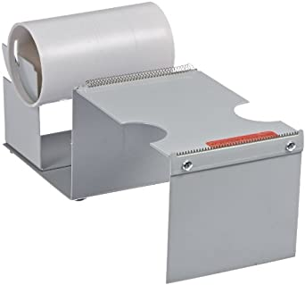 "Aviditi TDLAB4ML Metal Label Protection Tape Dispenser, 4"" Width"