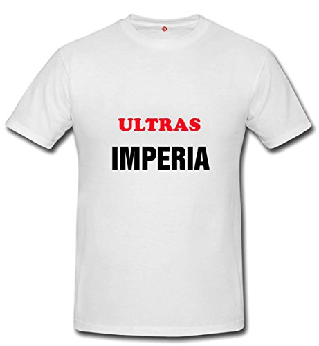 T-shirt Ultras imperia bianco