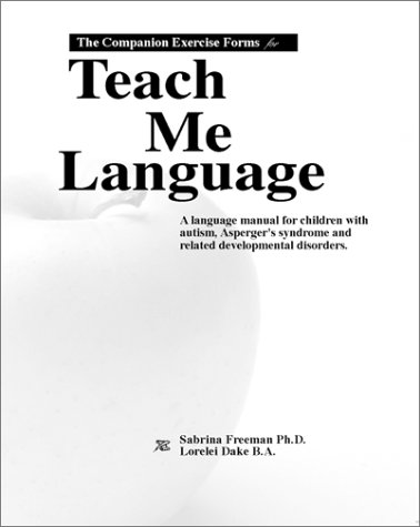 The Companion Exercise Forms for Teach Me Language
