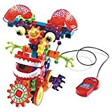 Learning Resources Gears! Gears! Gears! Wacky Wigglers (motorized Set)
