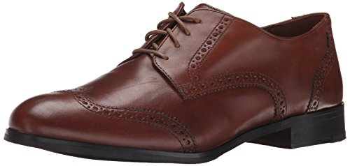 Cole Haan Women's Jagger Wing Oxford, Sequoia, 7 B US