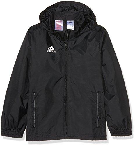 adidas Kinder Jacke/Anoraks Coref rai jkty, schwarz/Weiß, 164, M35321 -