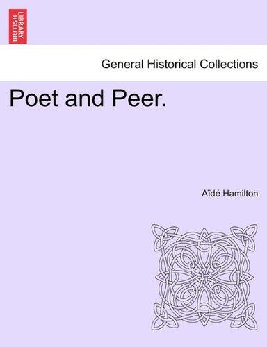 Poet and Peer.
