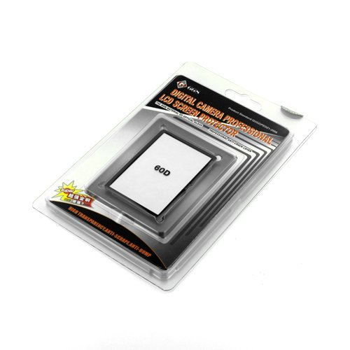 Ggs Optical Glass Dslr Lcd Screen Protector For Canon 60D