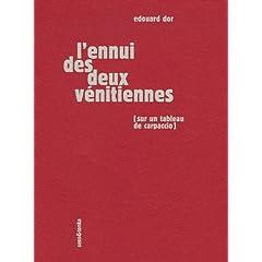 L'ennui des deux vénitiennes - Edouard Dor
