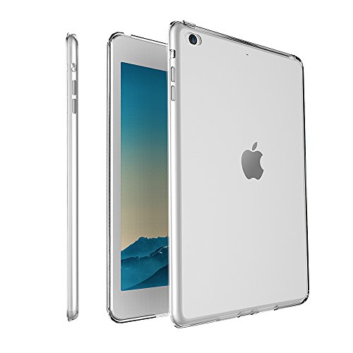 Apple iPad Mini 1   2   3 Case, Case Army Scratch-Resistant Slim Clear Case for Apple iPad Mini   iPad Mini 2   iPad Mini 3 Silicone Crystal Clear Cover with TPU Bumper (Limited (Covers Mini Ipad compare prices)