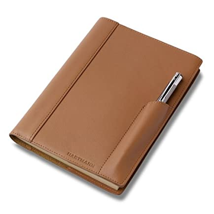 Hartmann Belting Leather Journal Cover