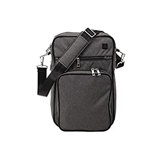 Ju-Ju-Be Onyx Collection Helix Messenger Bag from Ju-Ju-Be
