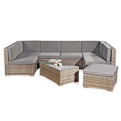 XXL-Rattanmbel-Gartenset-grau-aus-Polyrattan-Lounge-Gartenmbel-Sitzgruppe