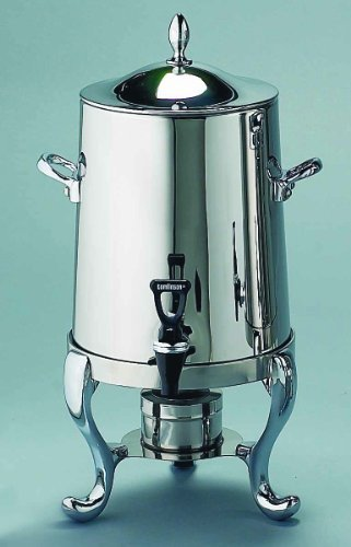 100 Cup Coffee Urn, Stainless Steel