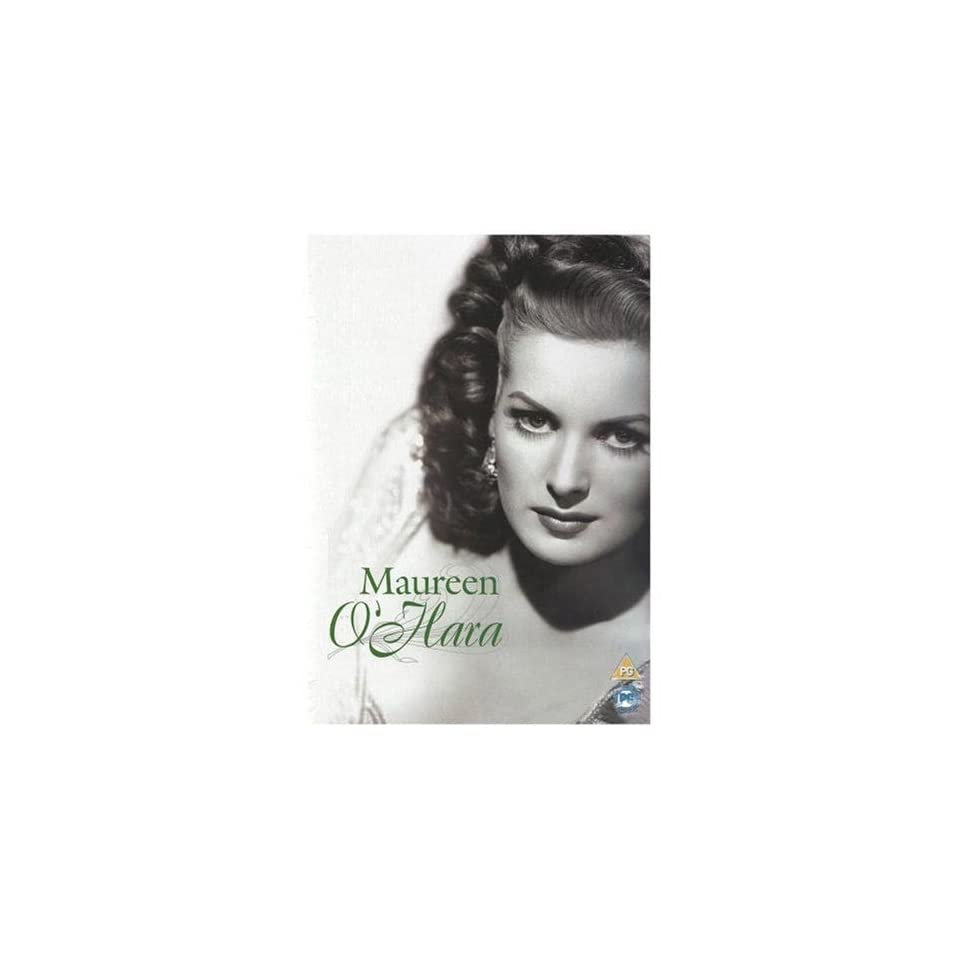 Maureen OHara Collection   6 DVD Box Set ( The Quiet Man / Against All Flags / Our Man in Havana / Rio Grande / The Rare Breed / Lady Godiva of Coventry ) [ NON USA FORMAT, PAL, Reg.2 Import   United Kingdom ]