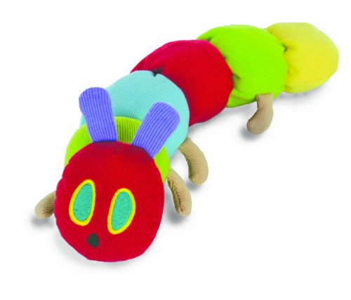 World of Eric Carle, The Very Hungry Caterpillar Baby Sounds Large Caterpillar by Kids Preferred - 1