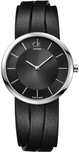 Calvin Klein Extent Collection Quartz Silver Dial Women's Watch - K2R2M1K6
