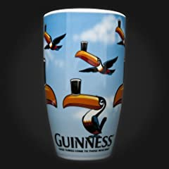 Guinness Toucan Latte Blue Mug