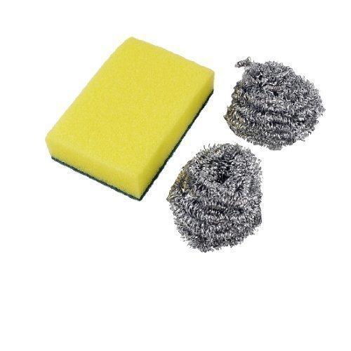 sourcingmapr-menage-plat-de-cuisine-bol-decapage-eponge-tampons-de-nettoyage-boule-en-metal-76cm-1