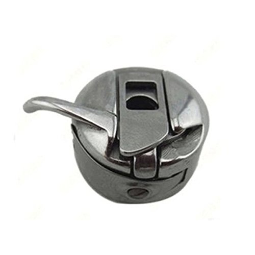 Tinksky Durable Domestic Sewing Machine Metal Bobbin Case for Brother /Singer /Janome /Newhome /Toyota