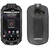 OEM Verizon Fitted Belt Clip Case for Casio G'zOne Commando C771
