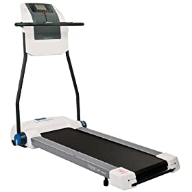 LifeSpan Fitness TR200 Fold-N-Stor Compact Treadmill