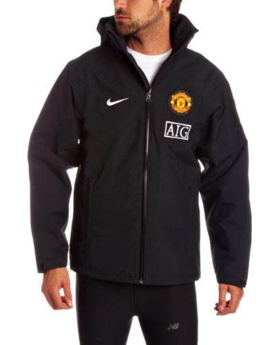 Nike Men's Pro Rain Jacket, Black - 39/41 Inch
