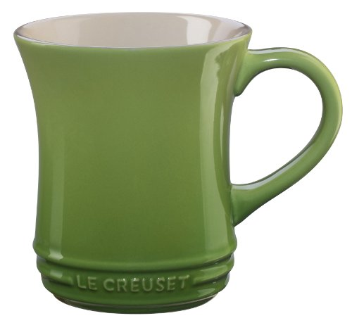 Le Creuset Stoneware Tea Mug, 14-Ounce, Palm