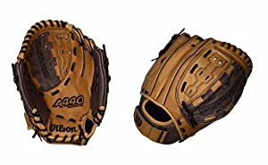 Wilson A440 Series Fast Pitch Glove (10-Inch, Right-Handed Throw)