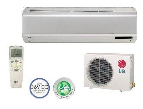 LG Duct-Free Mini Split Standard Single Zone System LS093HE 10.500 BTUs
