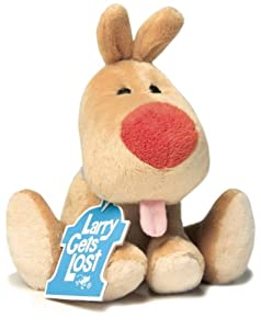 Larry Gets Lost Plush Doll
