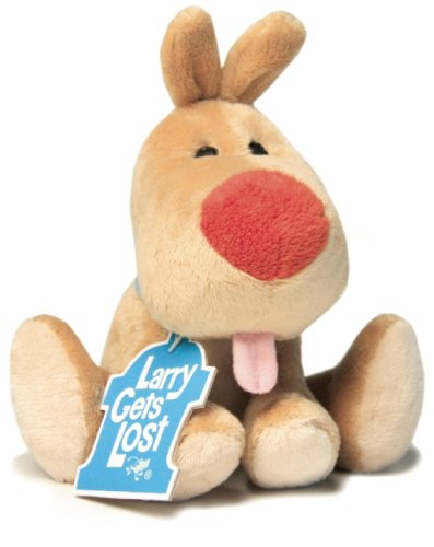 Larry Gets Lost Plush Doll - 1