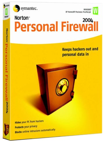 Norton Personal Firewall 2004 - 10 User