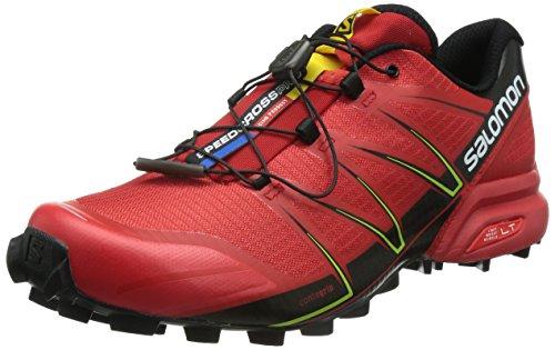 salomon-speedcross-pro-herren-laufschuhe-mehrfarbig-radiant-red-black-gecko-green-41-1-3-eu-75-uk