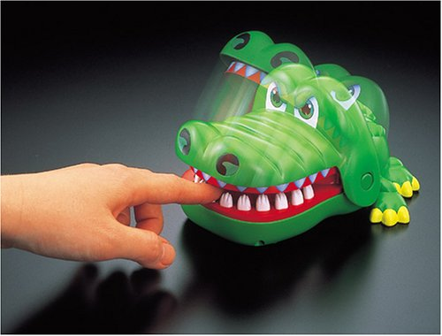 Crocodile Dentist Game for Kids